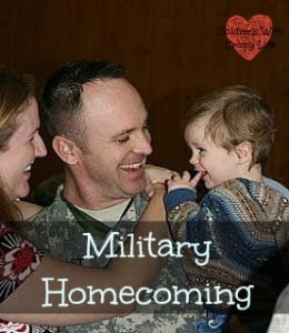 Another Military Homecoming
