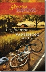Vanishing Act by Liz Johnson Book Review