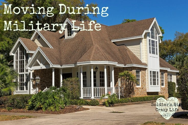 Moving During Military Life