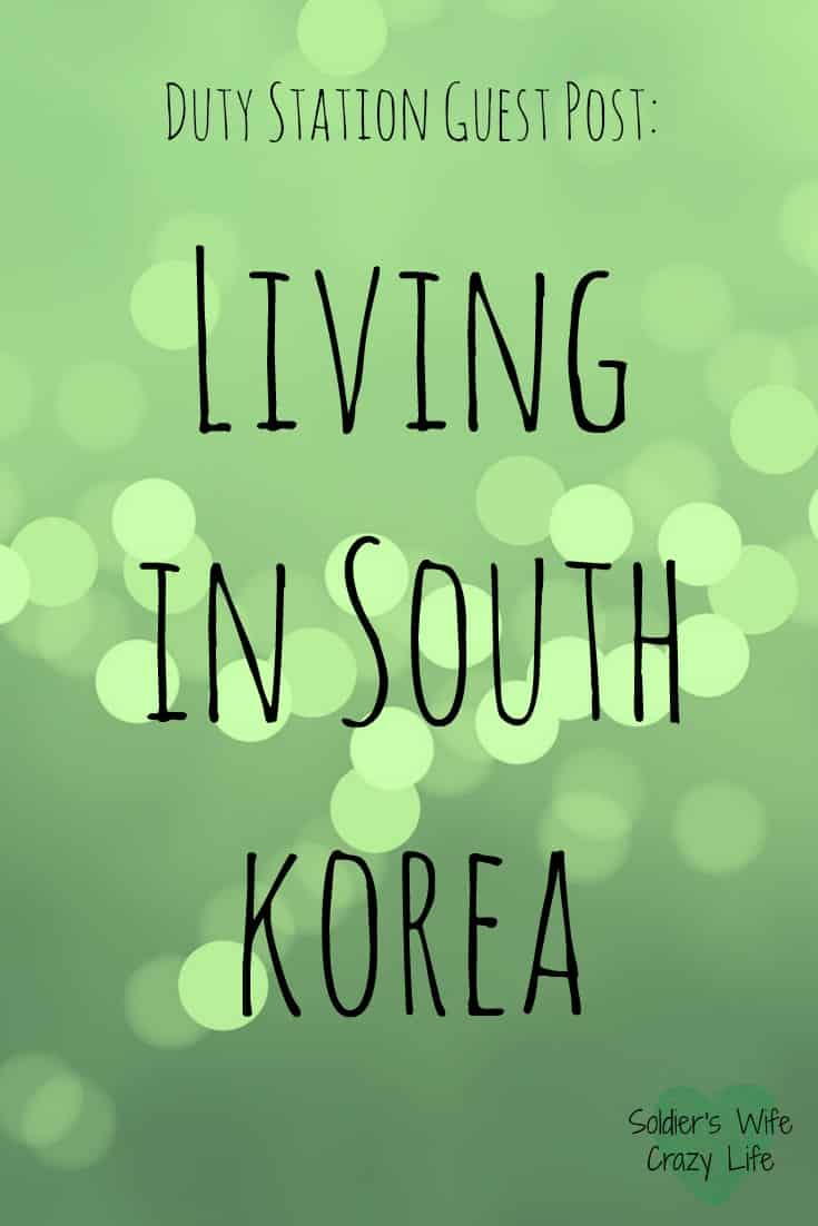 Living in Korea