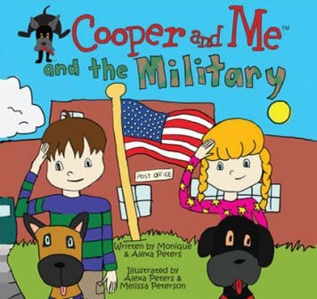 Cooper and Me and the Military book review and giveaway