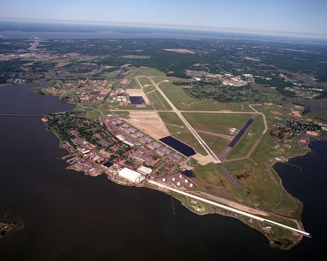 Guest Post: Langley Air Force Base