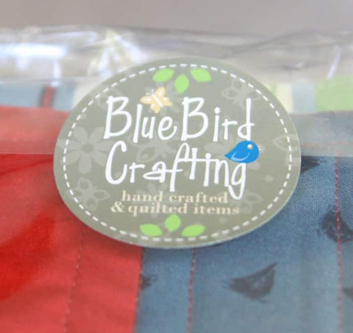 Blue Bird Crafting