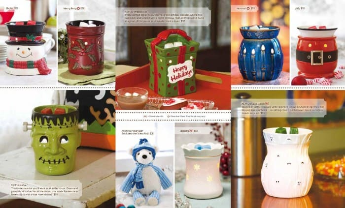 Christmas with Scentsy