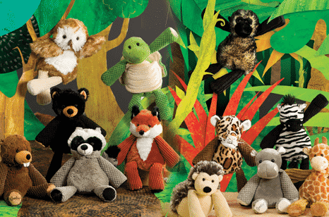 Forest Scentsy Buddies