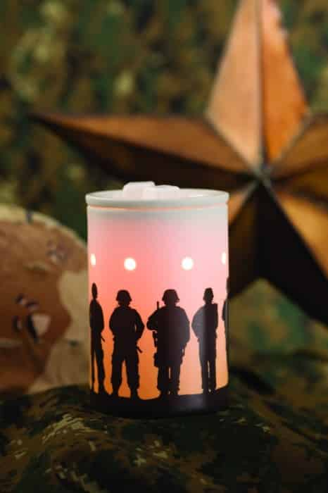 Wounded Warrior Warmer