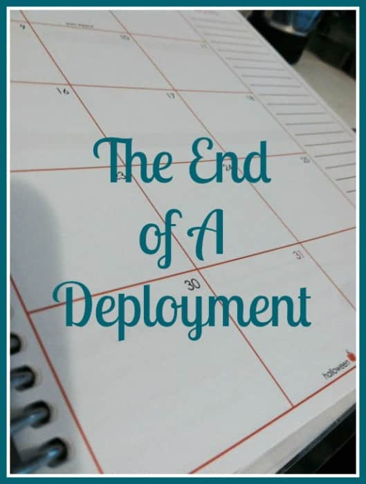 The End of A Deployment