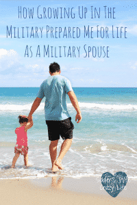How Growing Up In The Military Prepared Me For Life As A Military Spouse