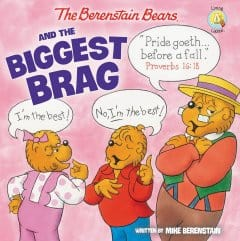 The Berenstain Bears and the Biggest Brag by Mike Berenstain Book Review