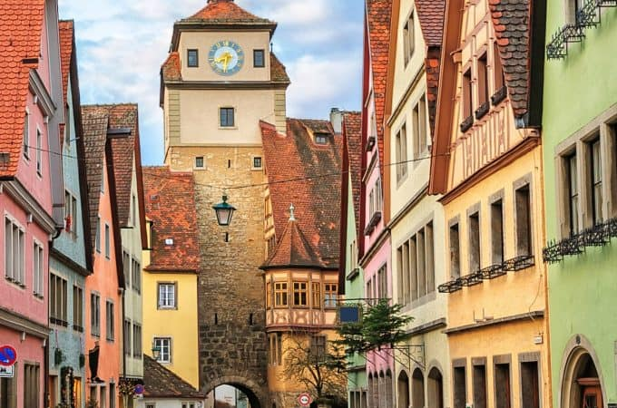 Why You Have To Say Yes To A PCS To Germany