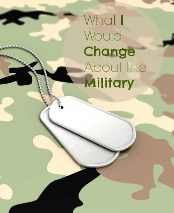 Five principles to manage change in the military