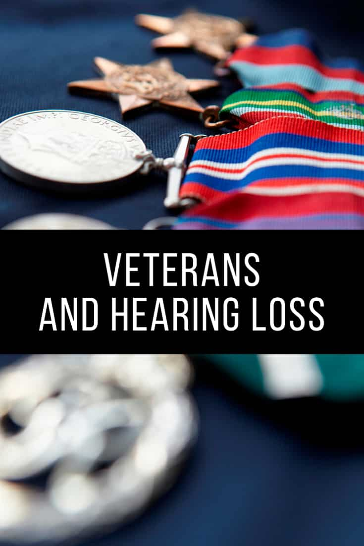 On Veterans and Hearing Loss