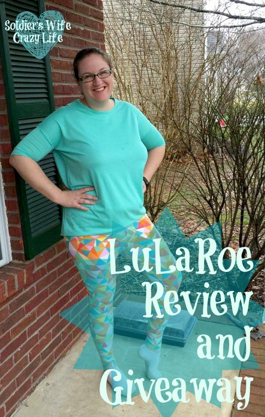 LuLaRoe Review and Giveaway