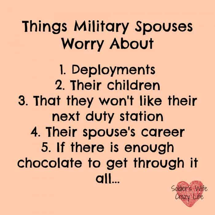 military spouses