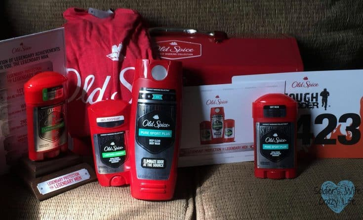Old Spice Hardest Working Collection Toolkit Giveaway