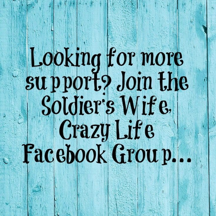 Military Spouse Support Group