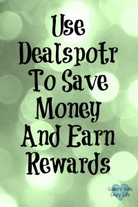 Use Dealspotr To Save Money And Earn Rewards