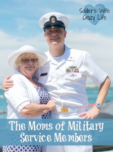 The Moms of Military Service Members