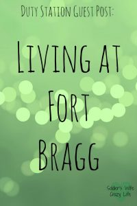 Forget What You've Heard, Fort Bragg REALLY is a Great Place To Live!