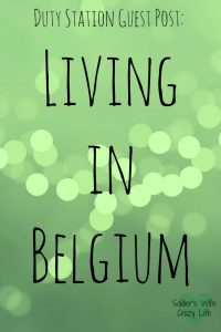 Learning to LOVE Belgium