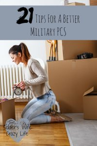 21 Tips For A Better Military PCS