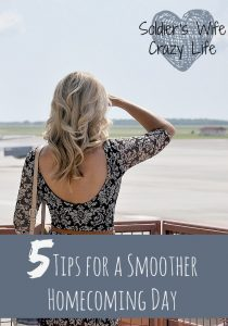 5 Tips for a Smoother Homecoming Day