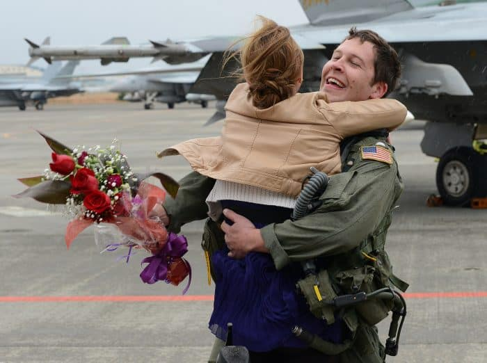 military homecoming