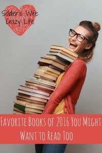 10 Favorite Books of 2016 You Might Want to Read Too