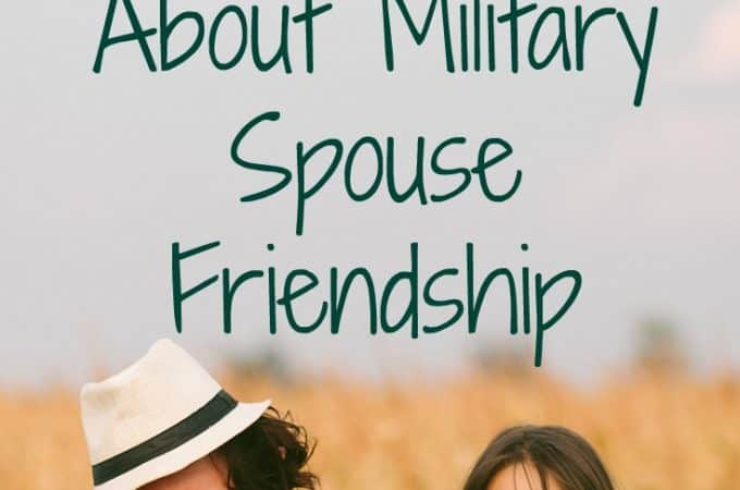13 Memes About Military Spouse Friendship