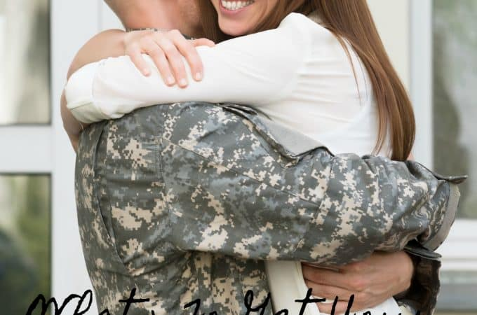 What To Get Your Husband When They Are Coming Home From a Deployment