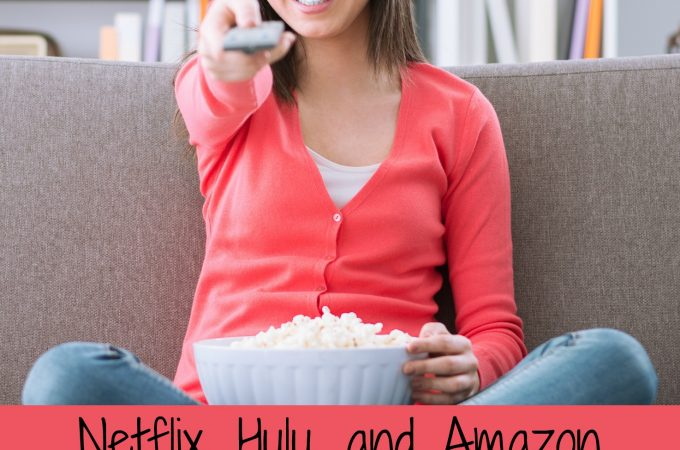 Netflix, Hulu, and Amazon Originals to Add to Your Binge Watching List