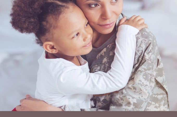 What a Government Shutdown Means to a Military Family