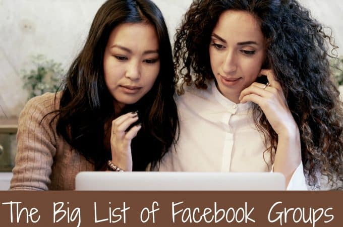 The Big List of Facebook Groups For Military Spouses You Should Absolutely Join
