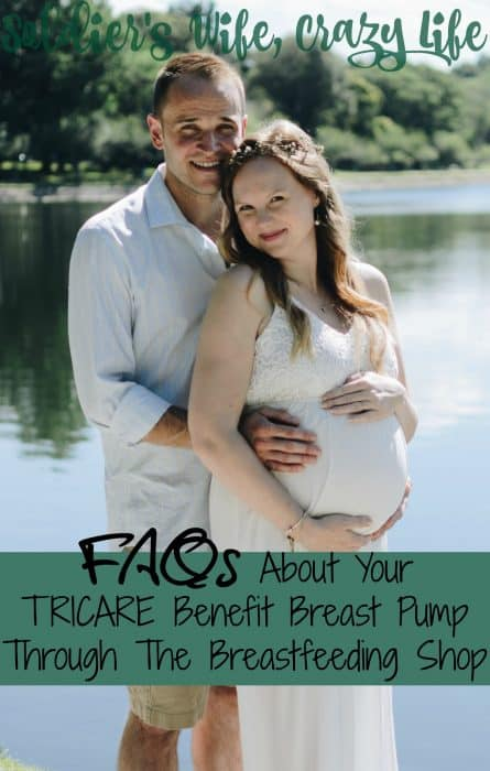 FAQs About Your TRICARE Benefit Breast Pump Through the Breastfeeding Shop
