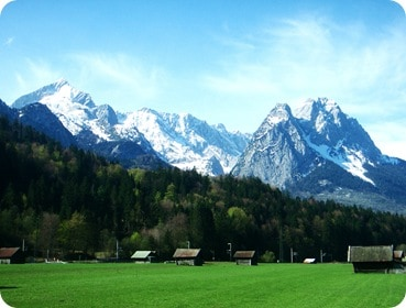 Garmisch in Germany