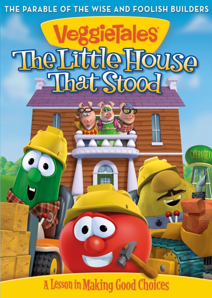 VeggieTales: The Little House That Stood Review and Giveaway