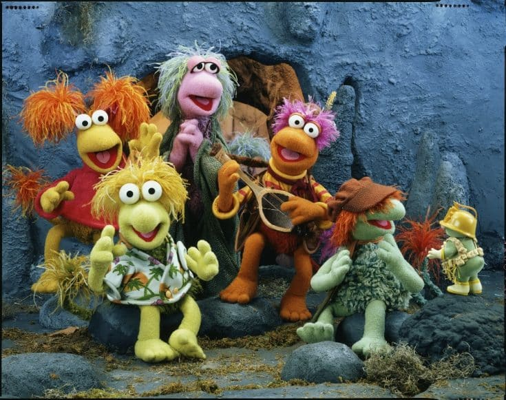 Dance Your Cares Away With Fraggle Rock On Hulu
