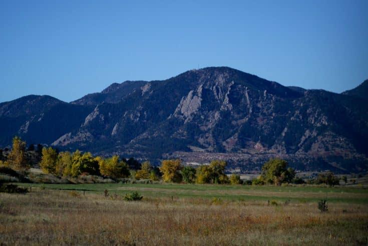 My trip to Denver and Boulder Colorado