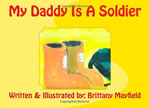 My Daddy is a Soldier Book Review