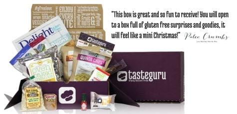 Taste Guru Monthly Box Review