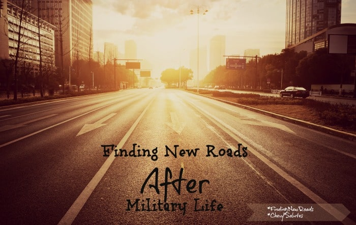Finding New Roads After Military Life