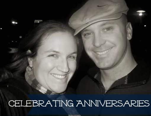 Celebrating Anniversaries