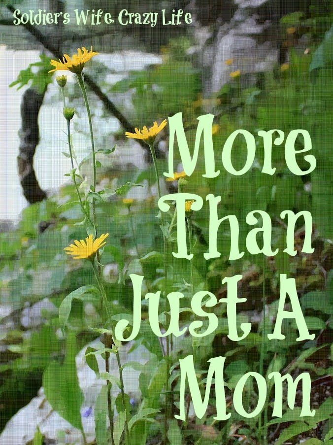More Than Just A Mom