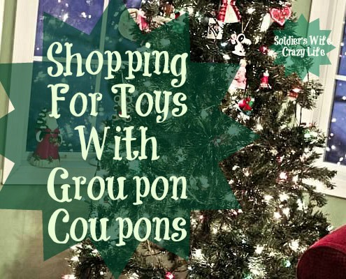 Shopping For Toys With Groupon Coupons