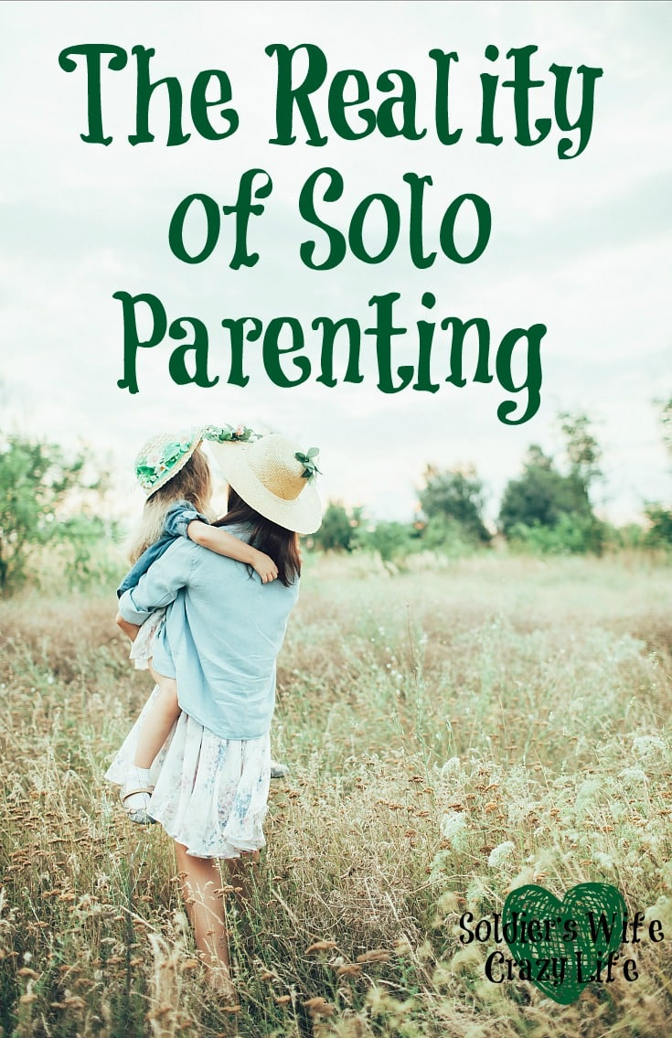 The Reality of Solo Parenting