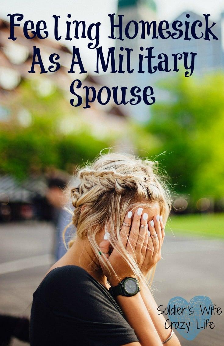Feeling Homesick As A Military Spouse
