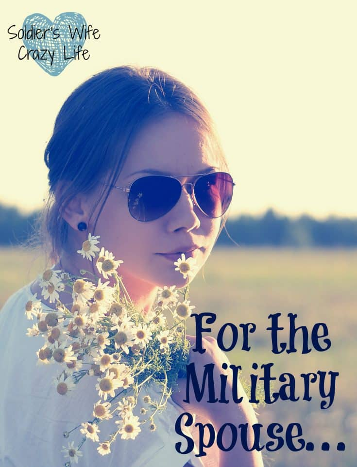 For the Military Spouse