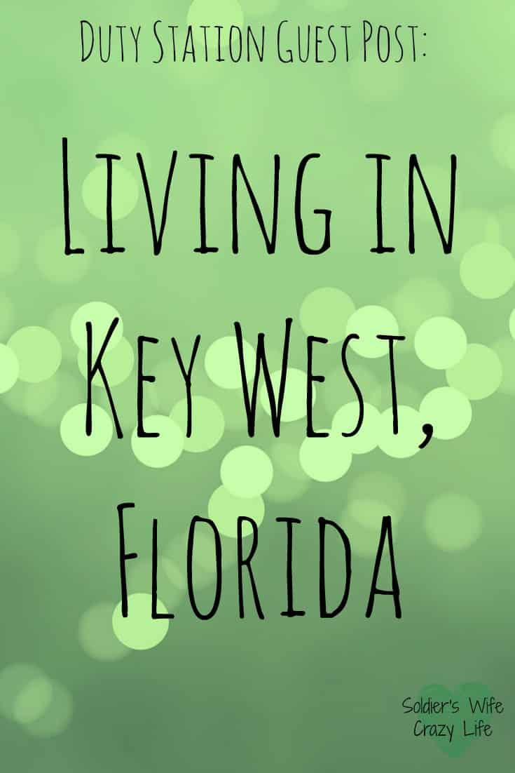 Living in Key West, Florida