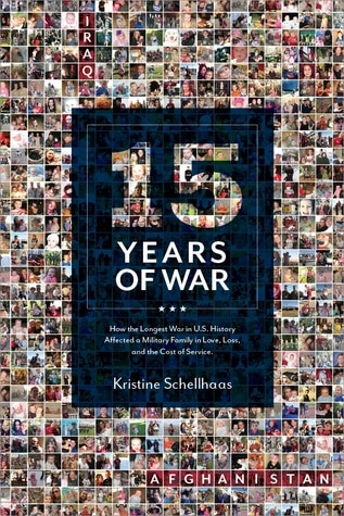 15 Years of War by Kristine Schellhaas
