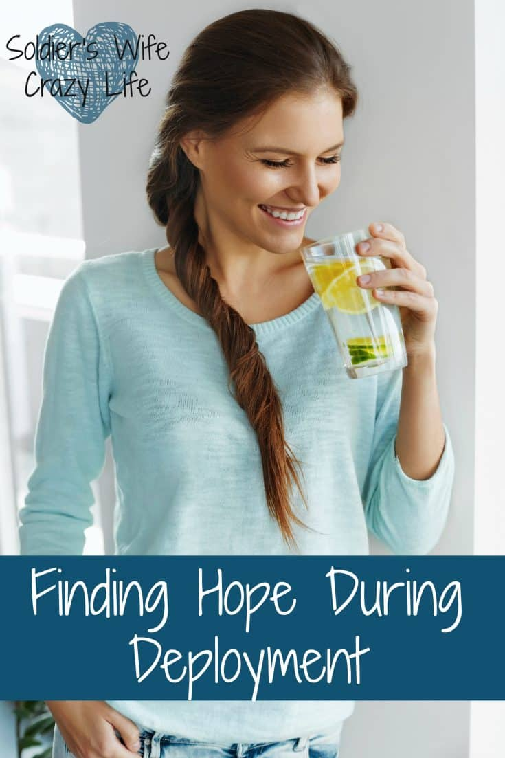 Finding hope during deployment